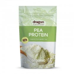 Proteína de guisante Dragon Superfoods - Organic Pea ProteiN (200g)