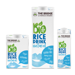 BEBIDA DE ARROZ Y COCO THE BRIDGE 1 LT