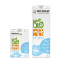 BEBIDA DE AVENA NATURAL THE BRIDGE 1 LT
