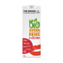 BEBIDA DE AVENA CON CALCIO THE BRIDGE 1 LT