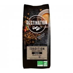 Cafe ecológico destination selection pur arabica 1 kg