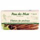 Filetes de anchoa Pan do mar, 50 g